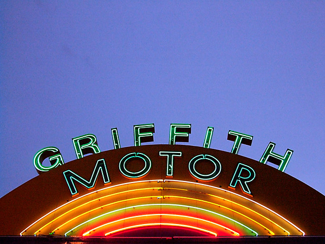 Griffith Motor Flickr Photo Sharing