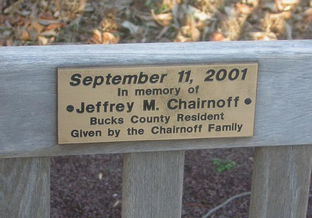 Memorial Bench Plaque Flickr Photo Sharing