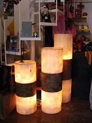 Onyx Lamps
