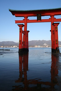 Torii & Reflection