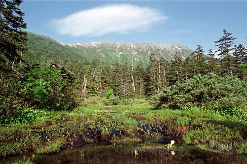 Vue du mont Takamagahara