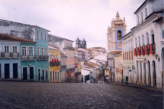 Salvador, Brazil - Flickr CC jrubinic