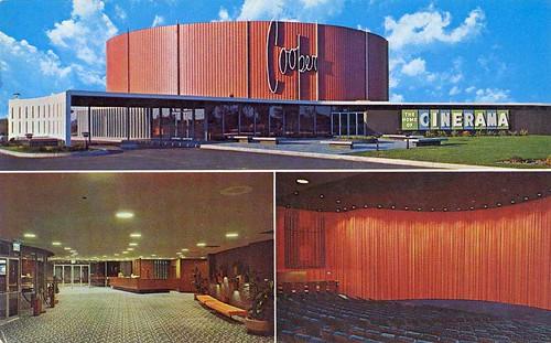 Cooper Theatre Postcard Minneapolis, MN