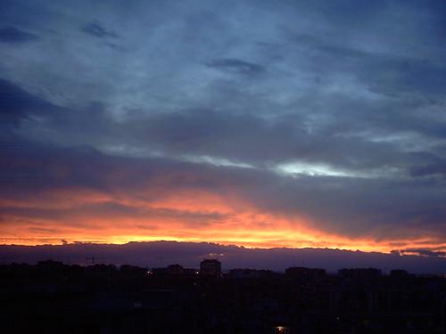 Sky of Bari