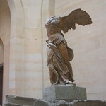 The Winged Victory of Samothrace - Louvre