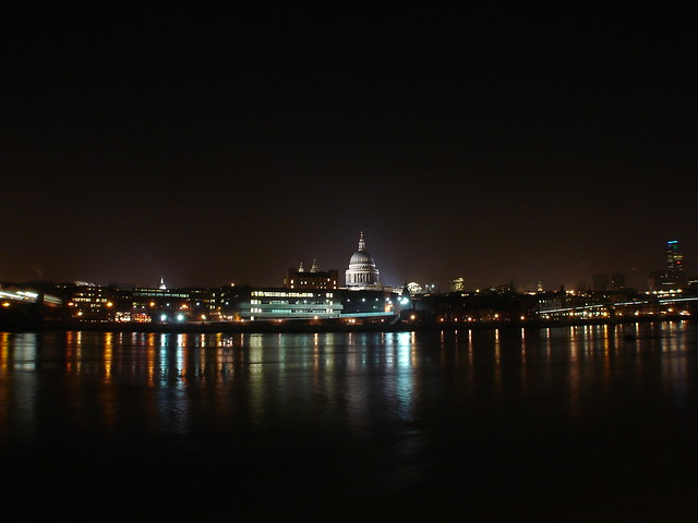 London Night Time Shots