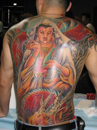 Insane tattoo november 2009 for True culture tattoos