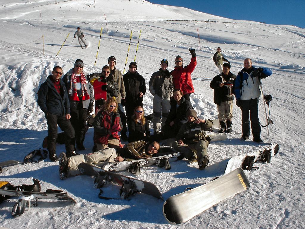 Indivirtual Snow Event 2006 – Valloire, France