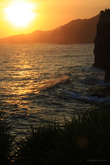 Sunset in Ngedan