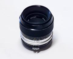 Nikon Micro-Nikkor-P 55mm f/3.5