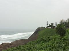 Malecon, Lima, Peru