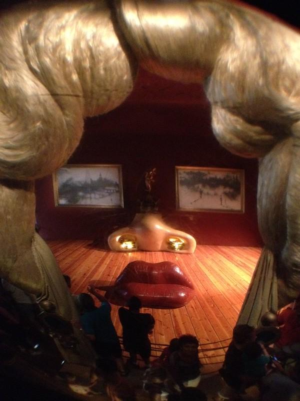 Peinture/sculpture en 3D de Dali: rendu final