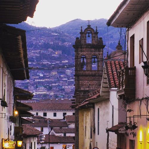 La hora azul de Cusco