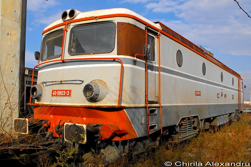 train rail railway trains marfa cfr gfr romane asea caile ferate le5100 060ea