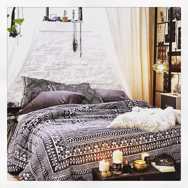 ... Deco Chambre Du0027inspiration Hippie