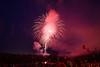 Fireworks Over Glen Miller Park