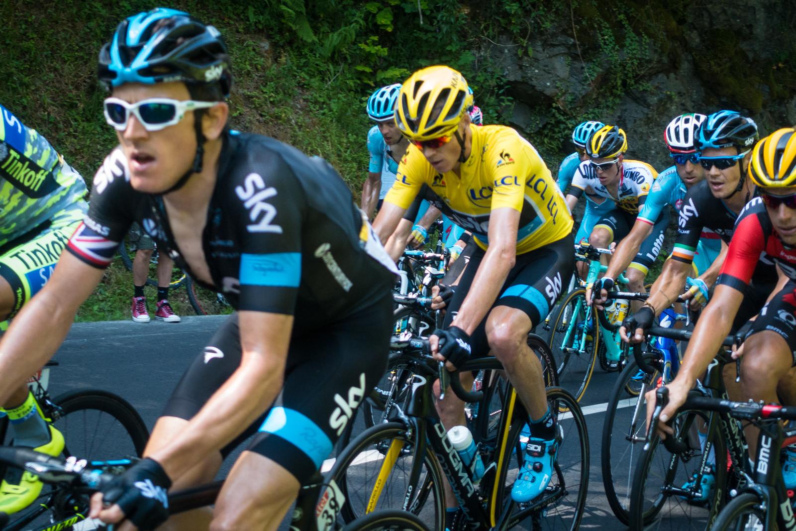 Tour de France 2015 - Stage 10-16