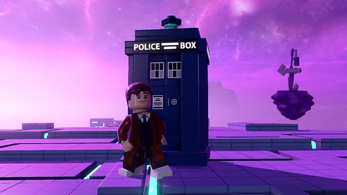 LEGO Dimensions Doctor Who Tenth Doctor
