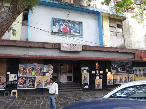 india goa インド ゴア 映画館 india2013