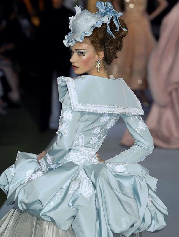 Blue Dior