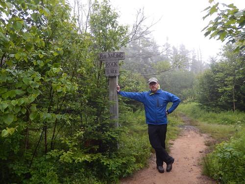 Long Island - Balancing Rock trail - 2