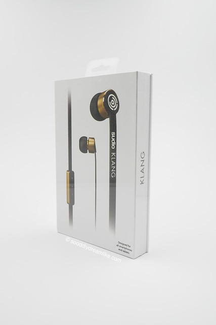 Sudio Klang Earphone Review