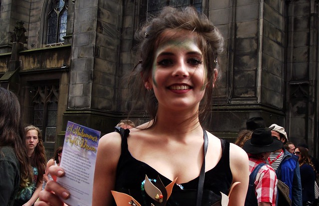 Edinburgh Fringe on the Mile 2015 022