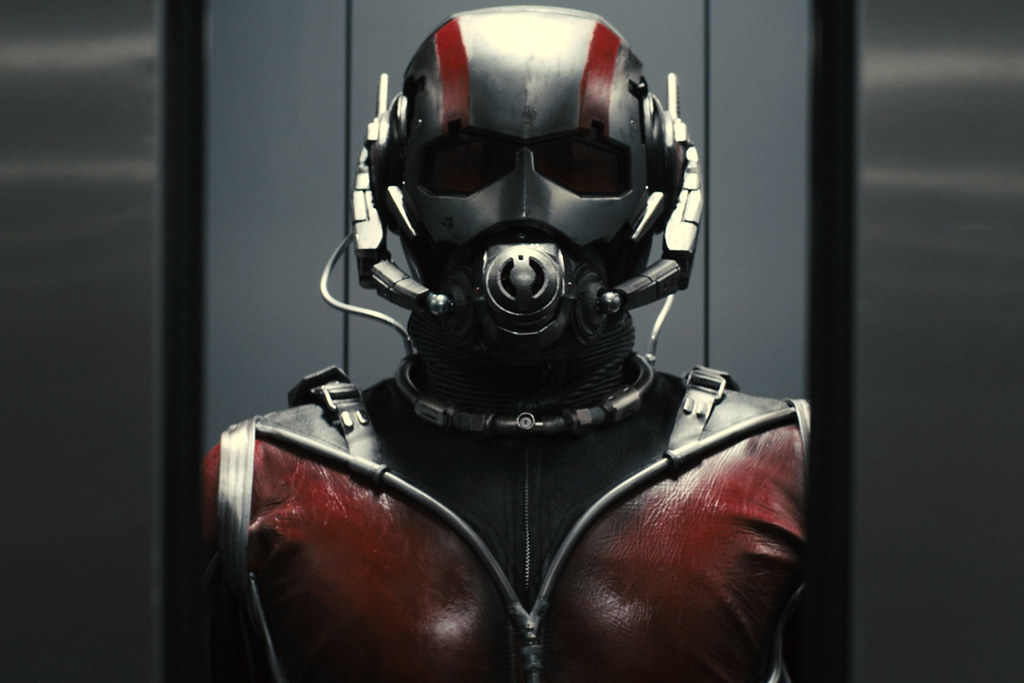 Tongue In Cheek Goodness - Ant Man Movie Review