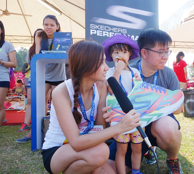 So Oddly Dreamlike   Singapore Parenting and lifestyle blog   Shape Run 2015 with Skechers   Go like never before!