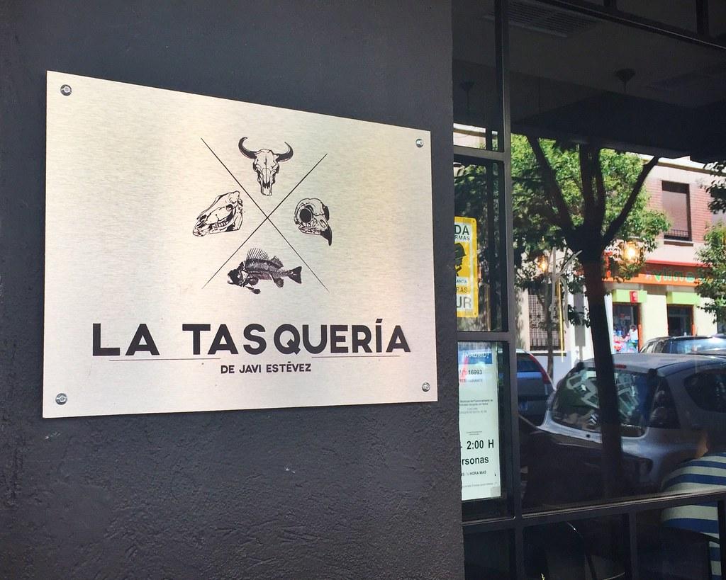 La tasquería de Javi Estévez