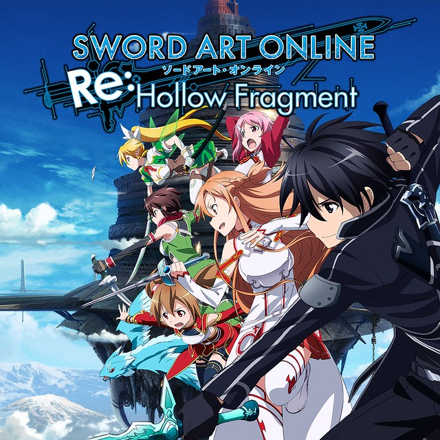 Sword Art Online Re Hollow Fragment