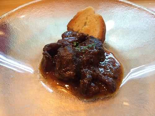 牛肉の煮込み料理@ガッロ(Gallo)
