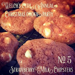 No. 5 Strawberry Milk Chipsters | Welch's 24t…