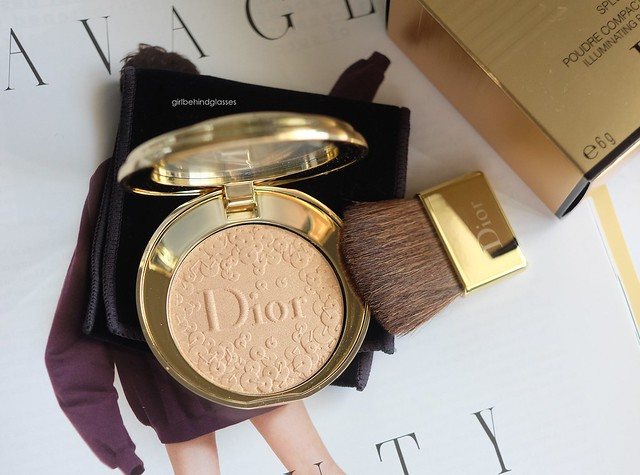 Dior Diorific Splendor Illuminating Pressed Powder2