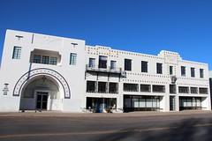 Old Marfa National Bank and Brite Building (Marfa, Texas)