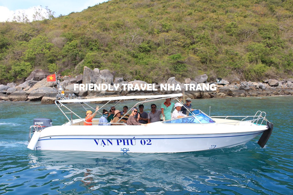 speedboat rental nha trang
