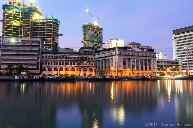 Two of Manila's remaining Architectural Gems