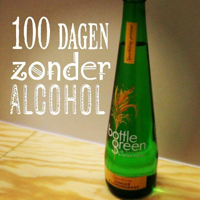 100 dagen zonder alcohol