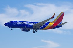 N7877H 737-700 Southwest Airlines