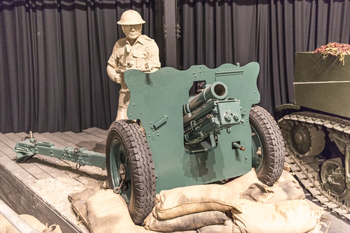 3.7 inch QF howitzer