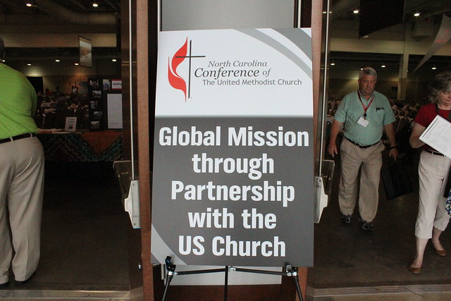 Global Mission Through Partnership with the US Church