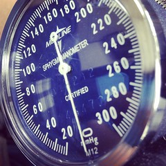 wheel(0.0), tachometer(0.0), tool(1.0), gauge(1.0), measuring instrument(1.0), speedometer(1.0),