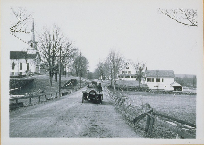 Bad Fences On Route 195