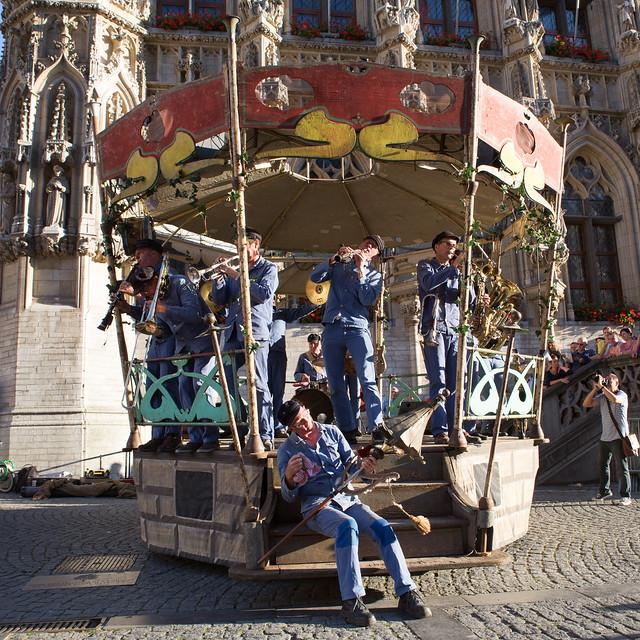 Zic Zazou - Openingsavond Groot Verlof 2015