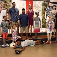 Ah these kids! LOL #K5SUMMER #HOT #summertimeshine #summertime #summer2015 #hotjuly #oldnavy #gapinc