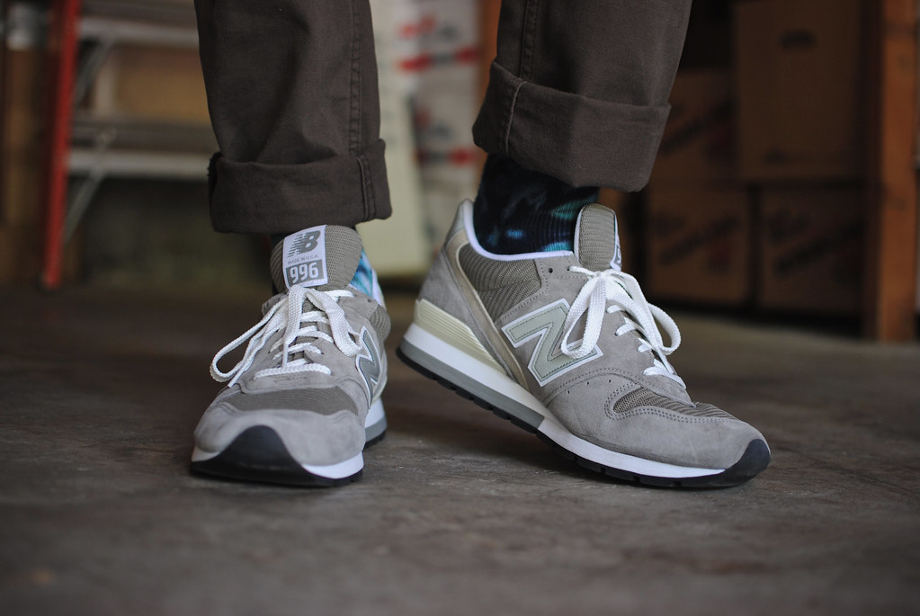 premium selection 78df7 a1d7b new balance 996 made in usa