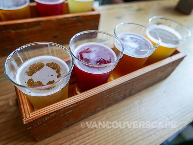 Vancouver Brewery Tour/Strange Fellows Brewery