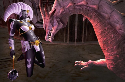 """Dragon Slayer- The Secret Affair - """"To the Sands"""" Now Open"""