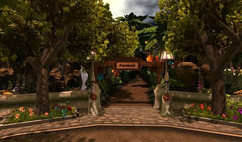 Portal Park Entrance
