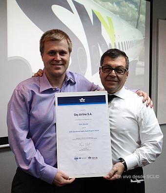 Holger Paulmann y José Salinas IOSA (RD)